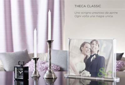 Album Theca, gli innovativi album 2 in 1 moderni e di arredo