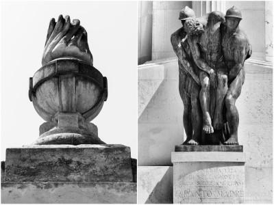 """Foto Mostra """"La memoria della Grande Guerra in Puglia"""" – Università di Bari – giugno 2015"""