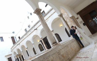 Foto Matrimonio di Ilizia e Davide - Masseria Santa Chiara a Conversano (Bari)