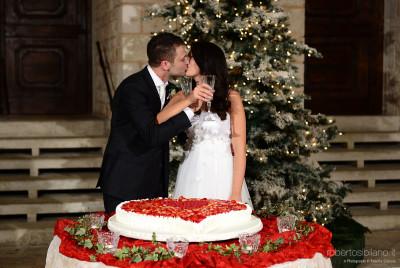 Foto matrimonio di Roberto e Elena - Reale Basilica Santa Maria del Pozzo a Capurso