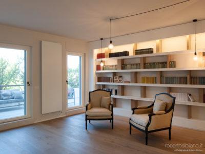 Foto interni di immobili per arredamento, illuminazione e strutture architettoniche