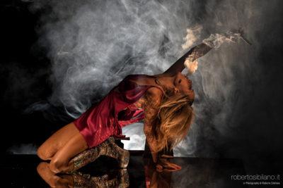 """Foto Spettacolo """"Malizia"""" - ottobre 2017 - Teatro Abeliano (Bari)"""