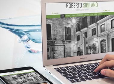Nuovo sito per Photography di Roberto Sibilano