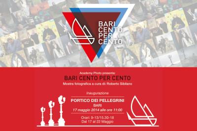 Mostra fotografica Bari 100x100, cultura e tradizioni Baresi, dal 17 al 22 maggio 2014