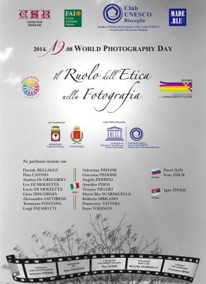 World Photography Day il 19 agosto 2014 a Bisceglie (Puglia)