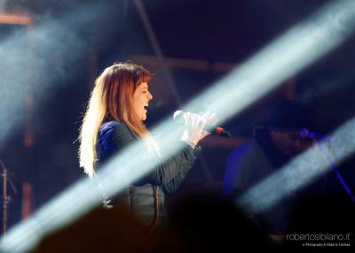 Foto concerto Noemi all'Outlet di Molfetta – 25 ottobre 2014