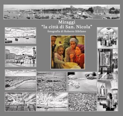 """Mostra fotografica """"Miraggi - La città di San Nicola"""" di Roberto Sibilano - dal 28 marzo al 15 aprile 2015"""