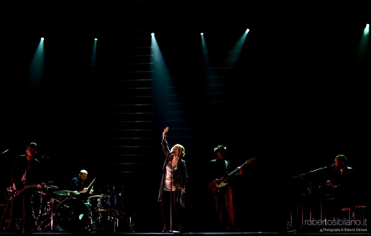 Irene Grandi in concerto a Bari