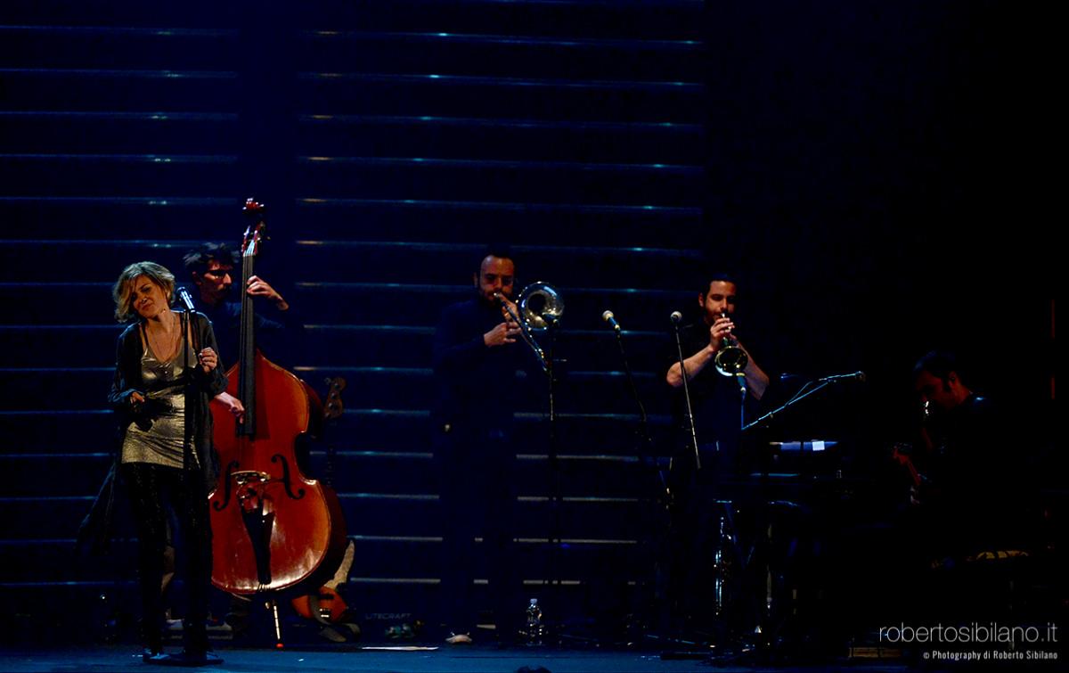 Irene Grandi in concerto