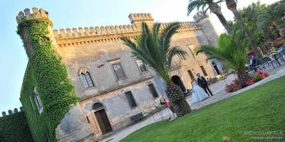 Foto Matrimonio di Angela e Domenico – Castello Monaci a Lecce