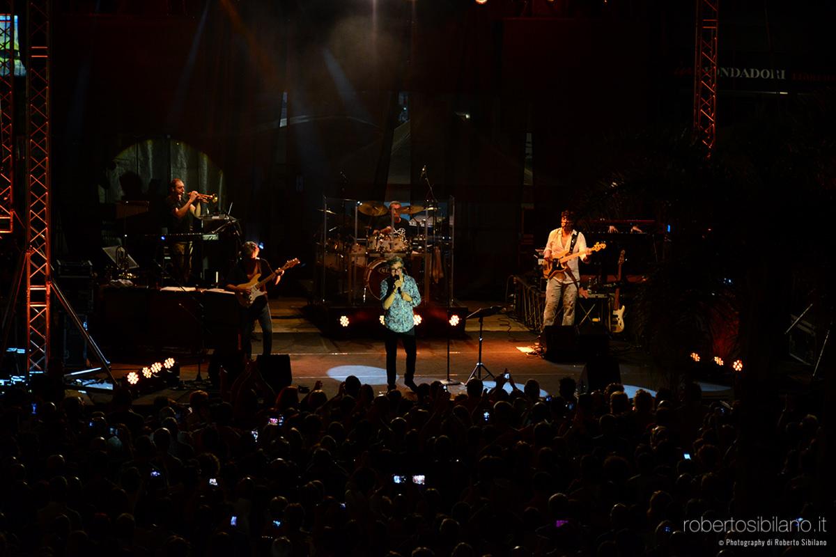 Concerto degli Stadio in Puglia