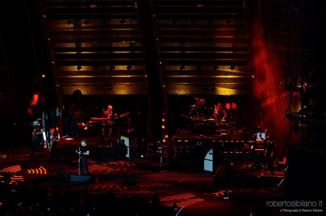 Concerto Vasco Rossi a Bari - Live Kom '015'