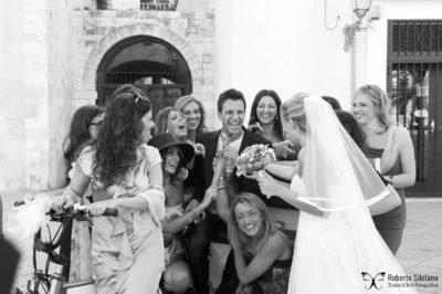 Matrimonio Black & White in Puglia - Due colori, infinite emozioni